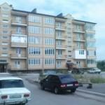 2-комнатная квартира 4/5 эт. дома  МКР Прибрежный 77,2 м²