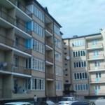 1-комнатная квартира 4/5 эт. дома  МКР Прибрежный 53,6 м²