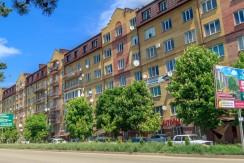 Ессентуки продается квартира ул. Орджоникидзе, 2-комнатная, в новостройке 5/6 эт. дома 79,1 м² .