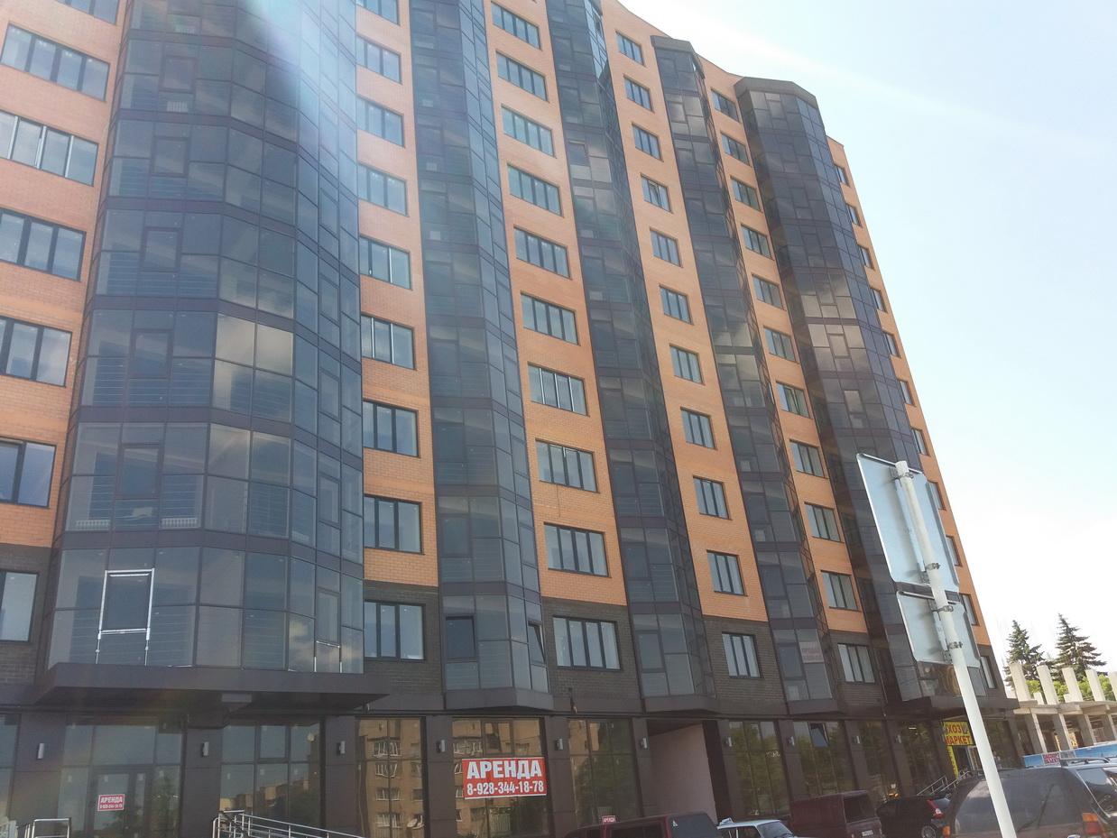 Ессентуки, центр города, район Ж/д. Вокзала ул. Буачидзе 1 корпус 1, продается 2-комнатная квартиpa новостройка