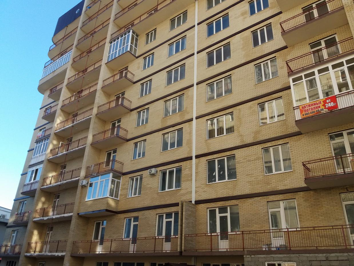 Ессентуки, ул Октябрьская 337, корпус 1, срочно продается 1-комнатная квартира новостройка