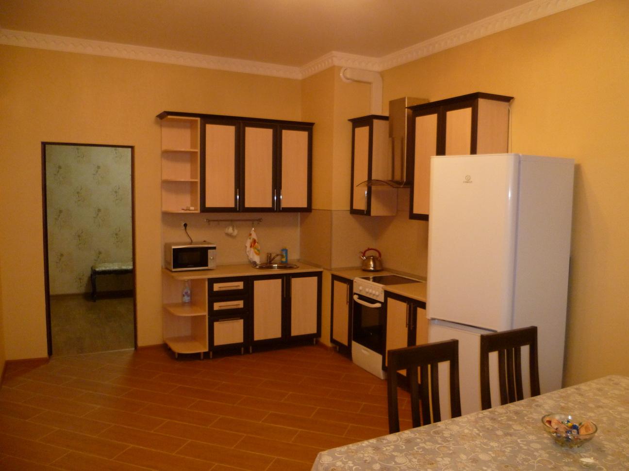 Продается элитная 2-комнатная квартира в Курортном районе города Ессентуки, ул. Новопятигорская 1, с евро ремонтом