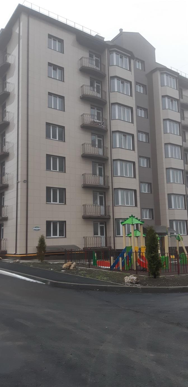 Продается квартира в Ессентуках,  ул. Пригородная строение 12, новостройка.